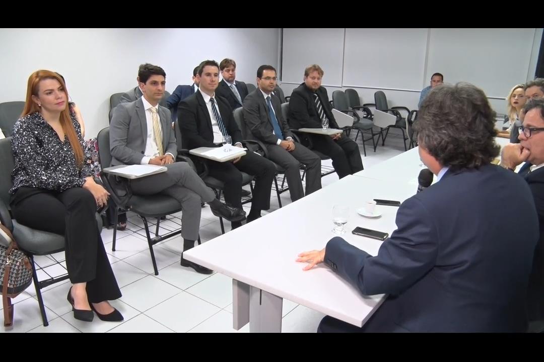 Novos juízes concluem curso de formação